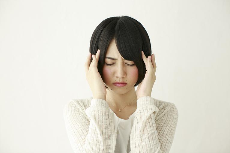 首・肩こり(肩こりからくる頭痛など)